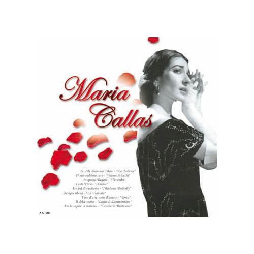 カラス マリア・カラス CD