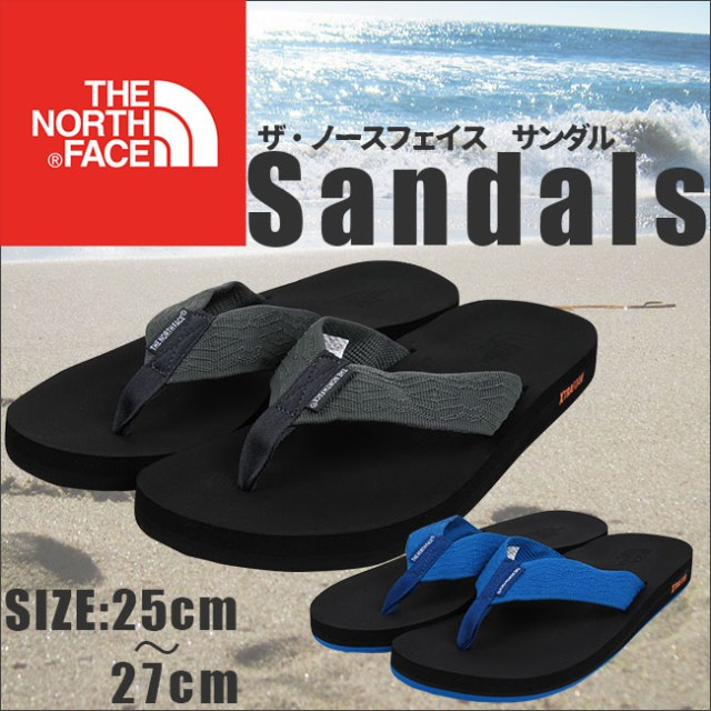 ◇THE NORTH FACE ノースフェイス サンダル (大人 海 川 普段 旅 履き メンズ レディース