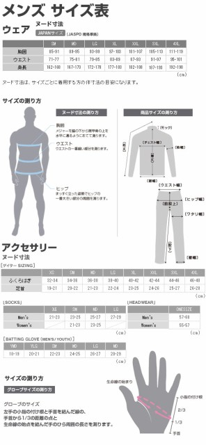 メンズJAPANサイズ