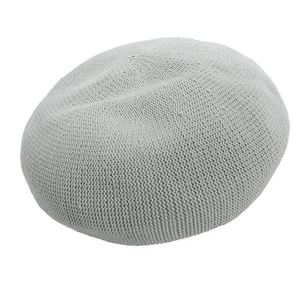 春夏も小物プラスでコーデをランクアップ!サマーニット素材ベレー帽/レディース/ハット/キャップ/帽子[J503]【入荷済】