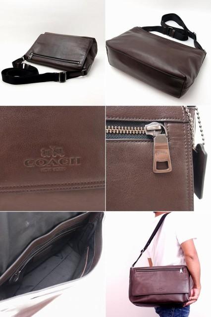 228b3165a4fd ブランド特徴, コーチ バッグ メンズ COACH ショルダーバッグ 斜めがけ バッグ 正規品 アウトレット 人気 新作