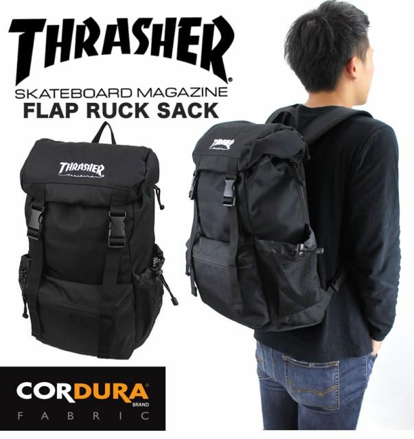 THRASHER フラップリュック TH-04