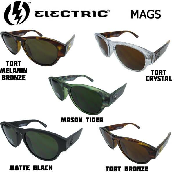 Electric【エレクトリック】 サングラス MAGS【マグス】【2】