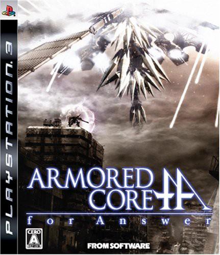 アーマードコア4A PS3 ソフト BLJM-60066 / 中古 ゲーム