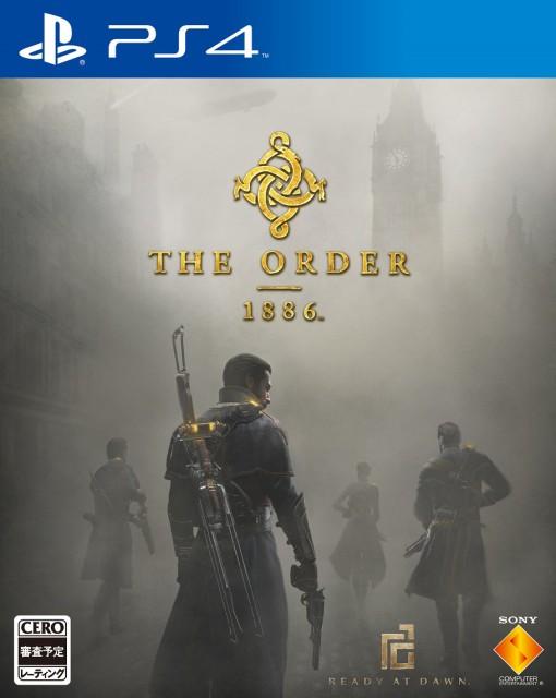 The Order : 1886 (CERO区分_Z) PS4 ソフト PCJS-53008 / 中古 ゲーム