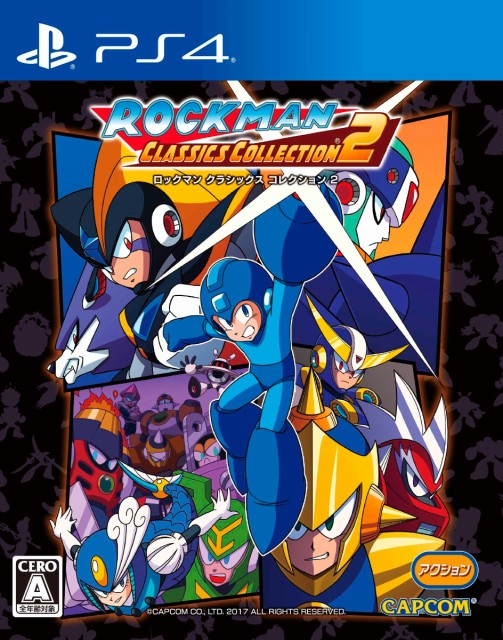 【新品】 ロックマン クラシックス コレクション2  PS4 PLJM-80268 / 新品 ゲーム