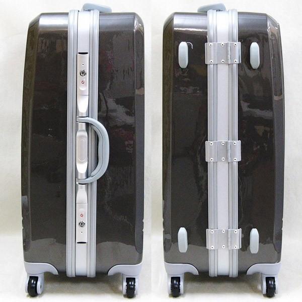 キャリーケース TSAロック付 ABS樹脂製 ハードキャリー 海外旅行用キャリー コロコロ - エイムキューブ画像3