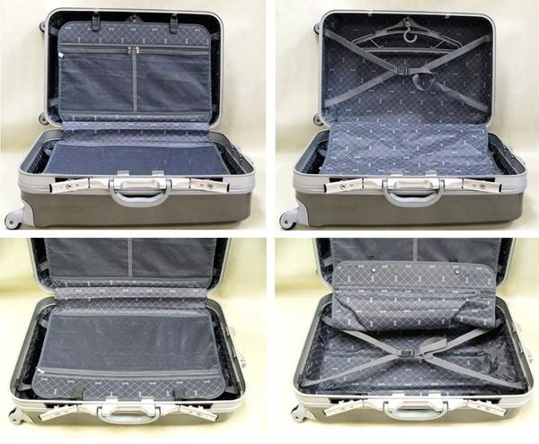 キャリーケース TSAロック付 ABS樹脂製 ハードキャリー 海外旅行用キャリー コロコロ - エイムキューブ画像5