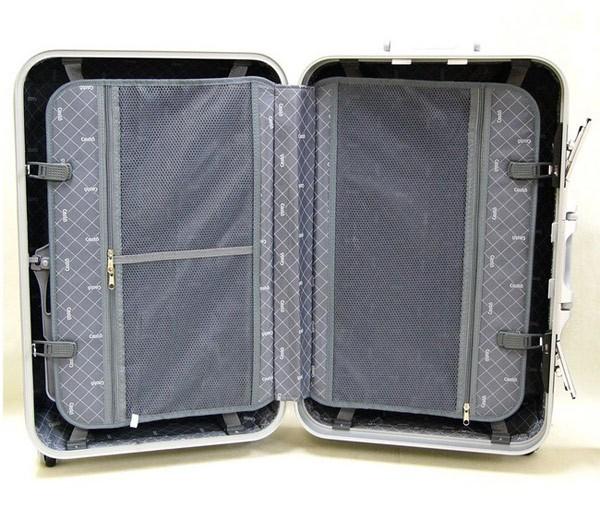 旅行かばん トラベルキャリー キャリーバッグ キャスター付 ハンガー付出張用スーツケース - aimcube画像6
