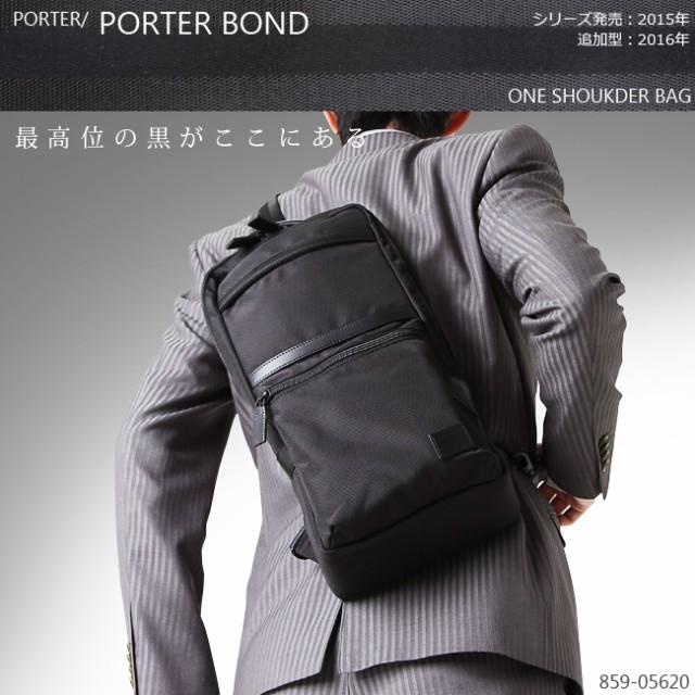 ポーター ボンド PORTER BOND 2Wayボストンバッグ 859-05617