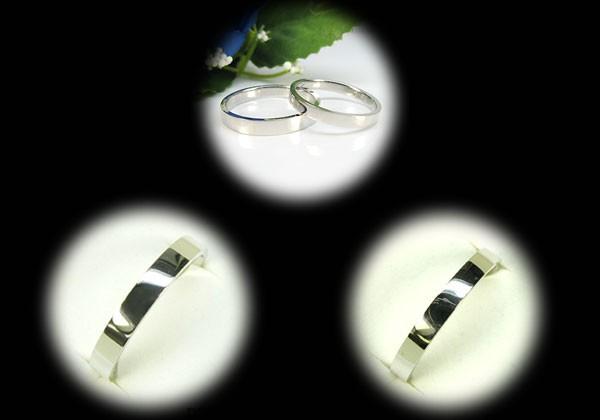 結婚指輪 18金 ゴールド