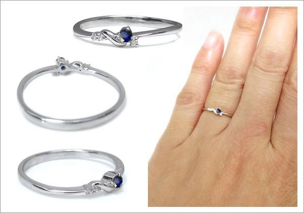 シンプル 指輪 上品