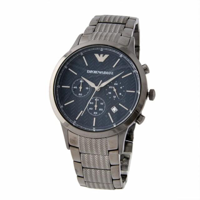 エンポリオ・アルマーニ EMPORIO ARMANI AR2505  メンズ クロノグラフ 腕時計