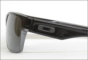 オークリー サングラス OO9256-06 TWO FACE ポリッシュドブラック Black Iridium Polarized