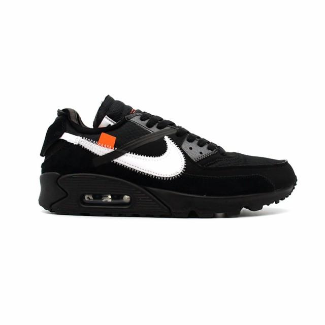 Nike THE 10: NIKE AIR MAX 90 'OFF WHITE' AA7293 001