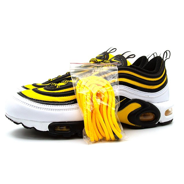 a7337312fb NIKE AIR MAX PLUS 97 FREQUENCY PACK【ナイキ エアー マックス 97 】WHITE/TOUR
