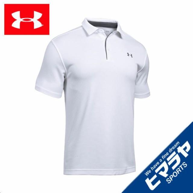 e18f7750876463 アンダーアーマー (UNDER ARMOUR) スポーツウェア 半袖 テックポロ ポロシャツ 1290140 ゴルフウェア sw
