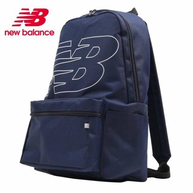 fcf45c89fd92f ニューバランス バックパック ロゴバックパック リュック デイバック JABL8224 new balance sw