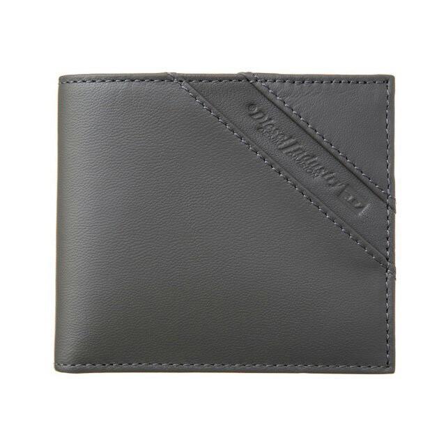 ディーゼル 財布 小銭入れ付き DIESEL 二つ折り財布