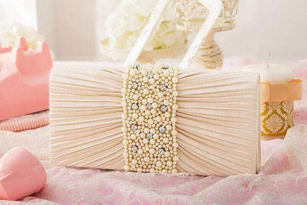 結婚 入学式 手持ちバッグ クラッチバッグ252205 パーティー ハンドバッグ ショルダーバッグ サテン レディースバッグ