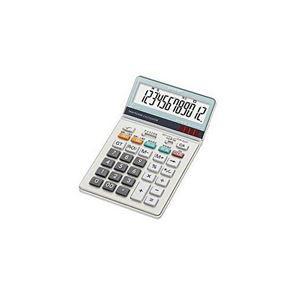 送料無料 (まとめ) SHARP EL-N732K-X 電卓(ナイスサイズタイプ) 12桁 【×3セット】 生活用品・インテリア・雑貨:文具・オフィス用品