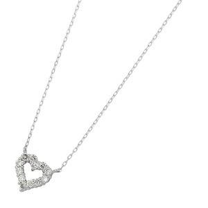 格安即決 送料無料 送料無料 ダイヤモンドペンダント ネックレス 12粒 0.2ct 0.2ct K18 12粒 ホワイトゴールド ハートモチーフ 人気のハートダイヤ ファッション:ネック, 質かづさや:06ec5300 --- frauenfreiraum.de