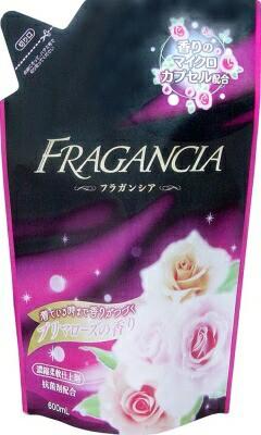 濃縮柔軟剤フラガンシア 詰替用 × 20個 : ロケット石鹸