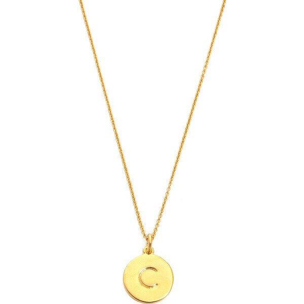 Kate spade new york letter pendant necklace kate spade new york letter pendant necklace cwowma mozeypictures Choice Image