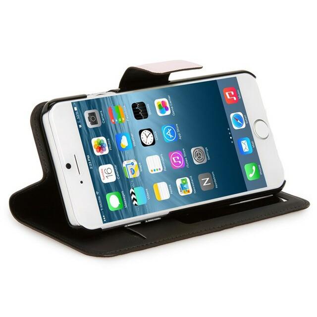 ケイト・スペード kate spade NEW YORK アイフォン6 アイフォン6s ケース レザー ラップ フォリオ IPHONE CASES LEATHER WRAP FOLIO - 6 レザー製の手帳型ケース