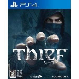 【+5月21日発送★新品★送料無料メール便】PS4ソフト Thief (シーフ) (スク