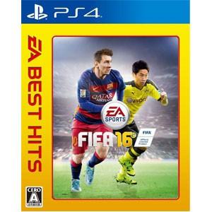 【+5月21日発送★新品★送料無料メール便】PS4ソフト EA BEST HITS FIFA 16 (セ