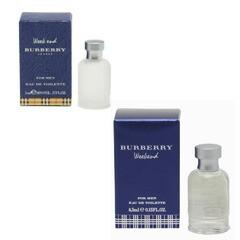 【香水 バーバリー】BURBERRY ウィークエンド フォーメン ミニ香水 EDT・BT 4.5ml 香水 フレグランス WEEK END FOR MEN