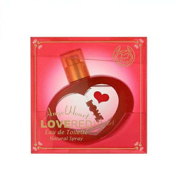 【香水 エンジェルハート】ANGEL HEART エンジェルハート ラブ レッド EDT・SP 50ml 香水 フレグランス ANGEL HEART LOVE RED
