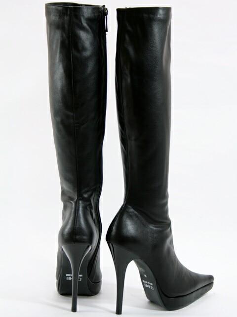【アウトレット】 【SALE 50%OFFセール】 ロングブーツ プラチナドゥ Platino deux プラットフォーム 靴 (pt2118) 送料無料 【ptブーツ