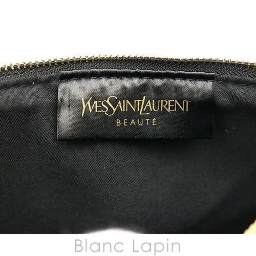 【ノベルティ】 イヴサンローラン YVES SAINT LAURENT コスメポーチ #ブラック [713865]