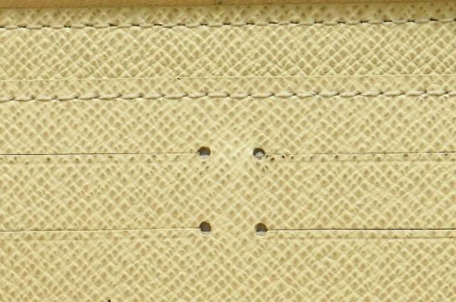 【財布】 ルイ ヴィトン ダミエアズール ポルトフォイユクレマンス ラウンドファスナー 長財布 N61210