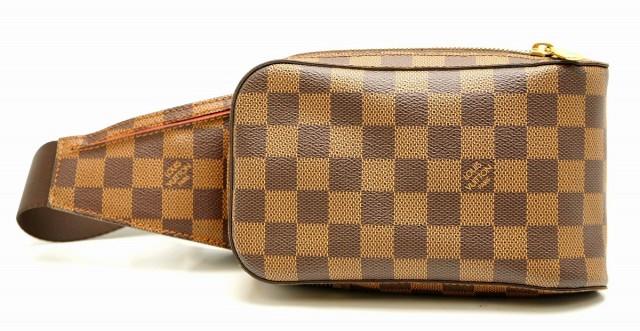 【バッグ】 ルイ ヴィトン ダミエ ジェロニモス ボディバッグ ショルダーバッグ ウエストバッグ ウエストポーチ N51994