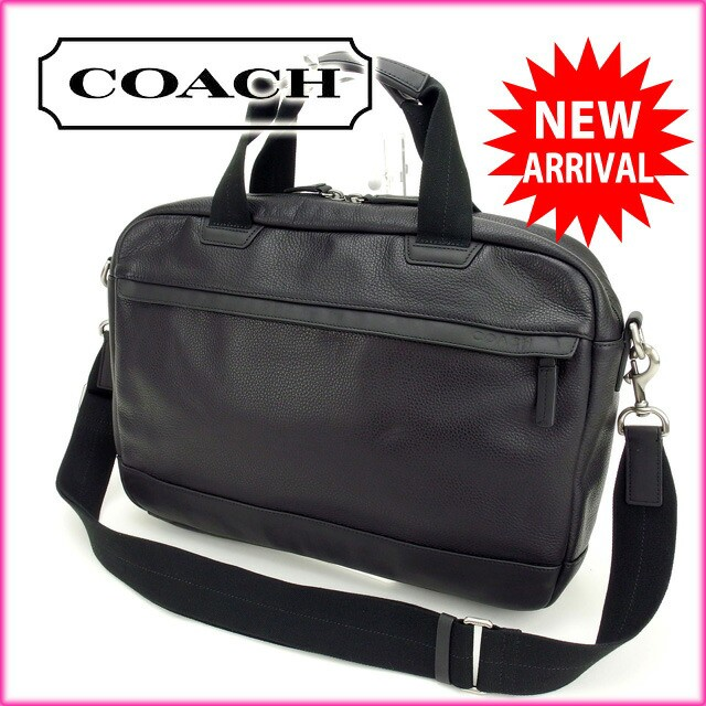 コーチ COACH ビジネスバッグ ブリーフケース メンズ PCバッグ GBKBK 【新品】 Y624