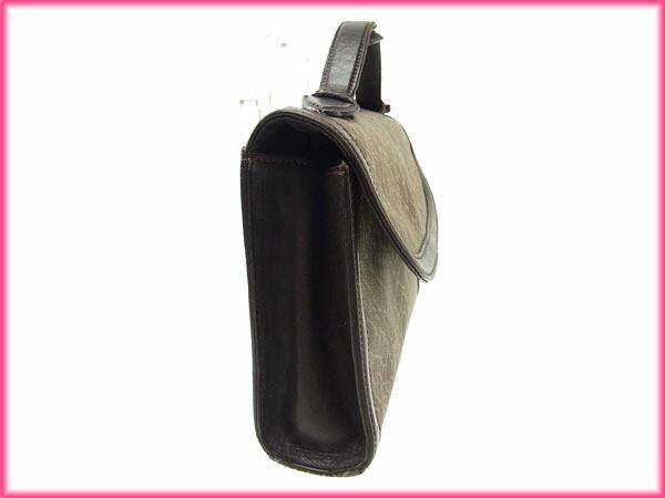 ニナリッチ NINA RICCI ハンドバッグ スクエアフォルム レディース ヌーボー柄 [中古] 激安 人気 P040