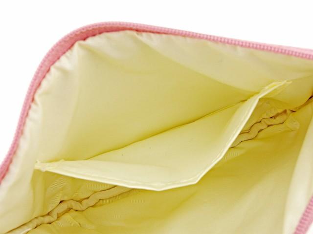 セリーヌ CELINE ポーチ 化粧ポーチ レディース Cマカダム 美品 セール【中古】 S716