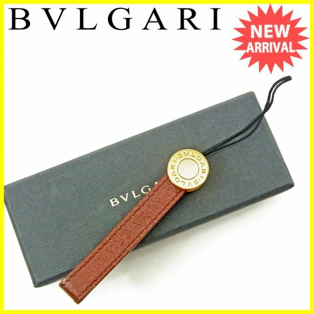 ブルガリ BVLGARI 携帯ストラップ キーホルダー レディース メンズ 可 ビーゼロワン人気 セール【中古】 S687