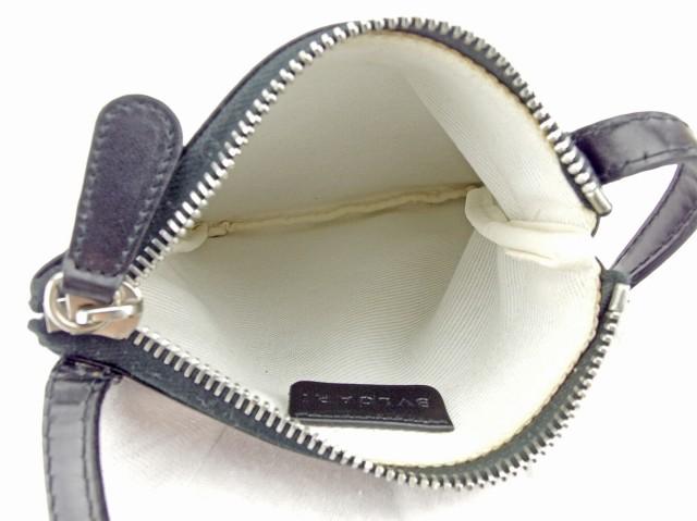 ブルガリ BVLGARI ショルダーバッグ 斜めがけショルダー ポシェット レディース メンズ 可 ロゴマニア デニム 良品 セール 【中古】 T516