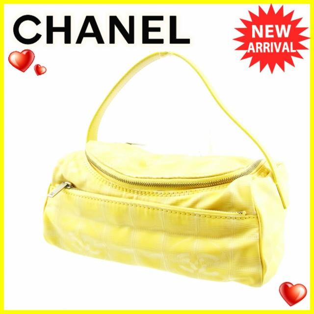 シャネル Chanel バニティ ニュートラベルライン レディース 中古 T4609