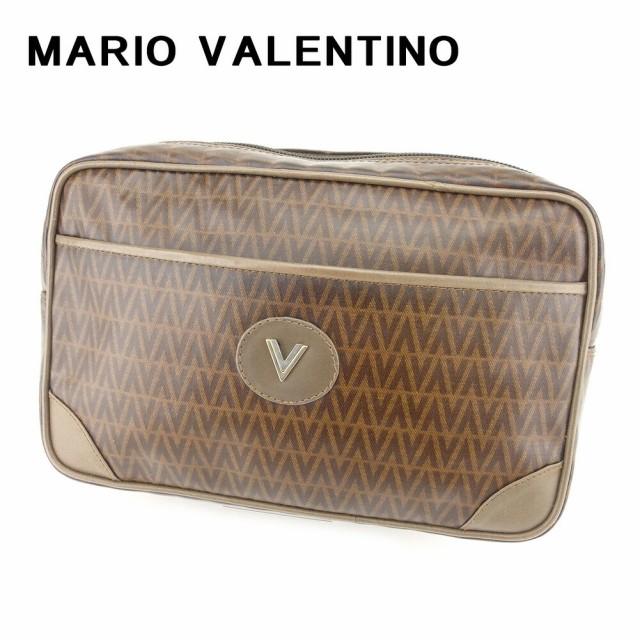 11a5423b4a10 マリオ ヴァレンティノ MARIO VALENTINO クラッチバッグ セカンドバッグ レディース メンズ 可 Vモチーフ人気 セール【
