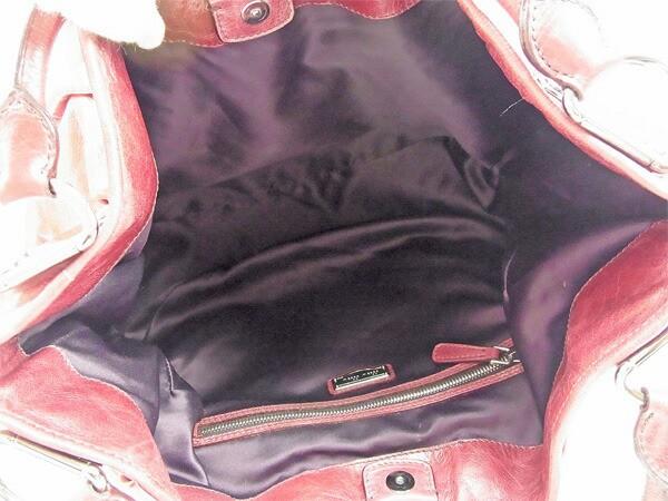 ミュウミュウ miu miu トートバッグ ショルダーバッグ レディース タック入り 美品 セール【中古】 T373