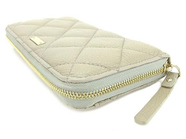 ケイト スペード kate spade ラウンドファスナー財布 長財布 財布 レディース [中古] 人気 良品 N491