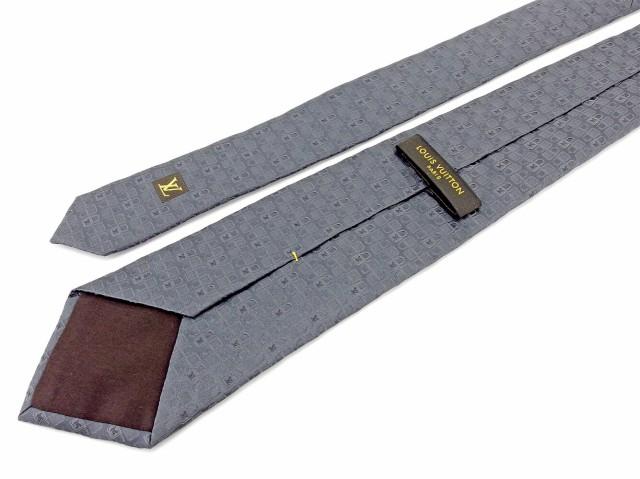 ルイ ヴィトン Louis Vuitton ネクタイ メンズ [中古] 美品 セール T5794
