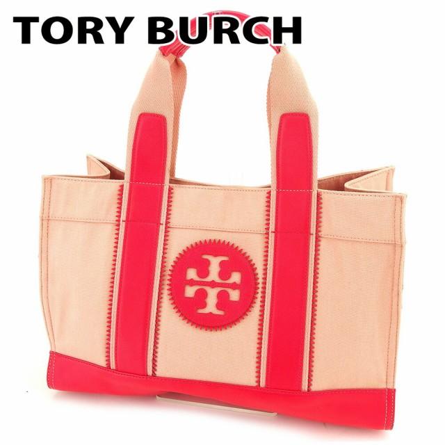 トリバーチ Tory Burch トートバッグ ハンドバッグ レディース [中古] 人気 セール T6423