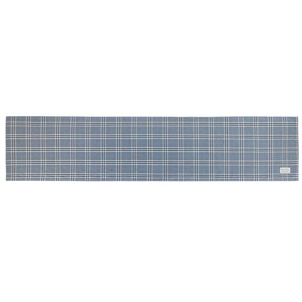 ロングラグ 56×250cm ブルー Pally Pally  [01]