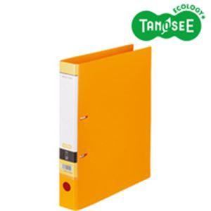 5000円以上送料無料 (まとめ)Dリングファイル A4-S 背幅45mm オレンジ 10冊 生活用品・インテリア・雑貨 文具・オフィス用品 ファイル